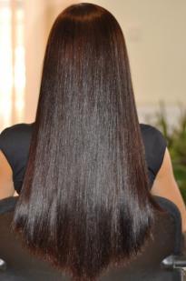 Pilnas plaukų dažymas