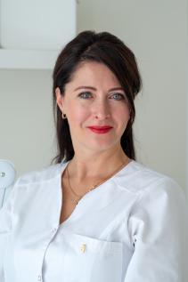 Kosmetologė Jelena