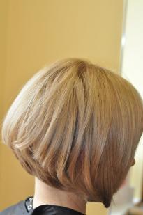 Kirpimas banguotiems plaukams