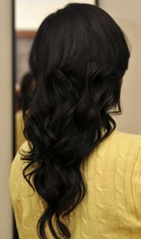 Kirpimas tankiems garbanotiems arba tiesiems plaukams