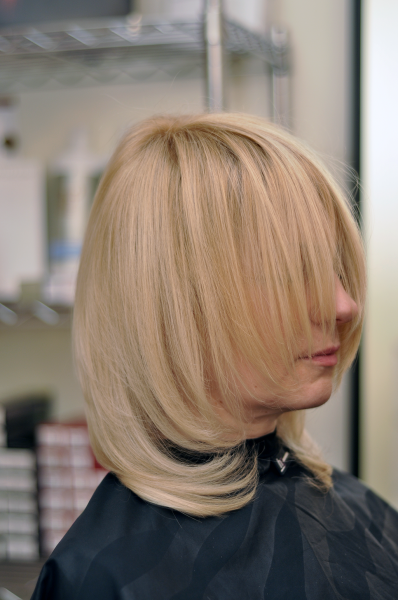 Natural Blond spalva