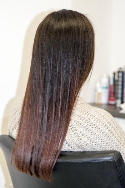 Juodų plaukų šviesinimas